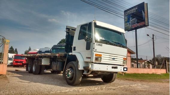 Ford Cargo 1415 Ano 95 - Motor Cumis
