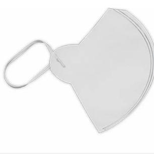 Mascara Descartavel 5 Camadas Wurth Kit Com 5 Unidades