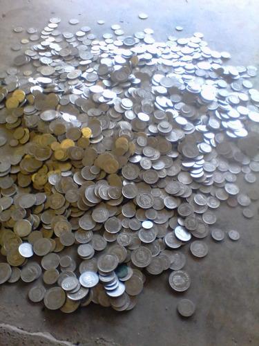Monedas  Antiguas  De 1989 125 Bolívares  Lochas  5 25