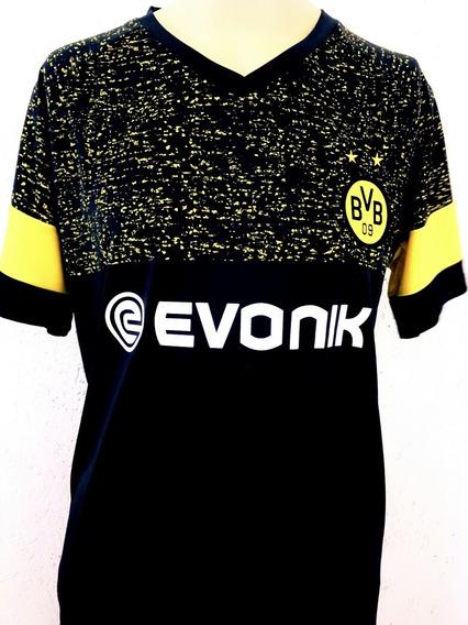 Camiseta Burussia Dortmund Bvb Time Europeu