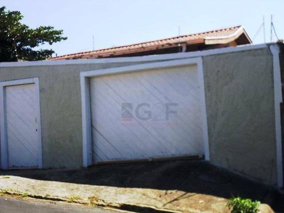 Casa Residencial À Venda, Jardim Carlos Lourenço, Campinas. - Ca4407