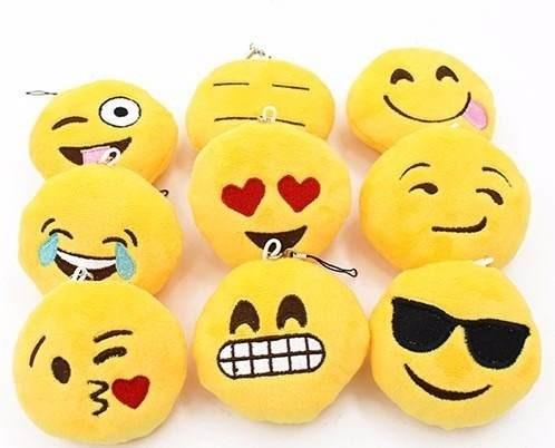 Chaveiro Emoticons Peq Frizzy Sortido