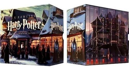 Livro - Harry Potter Box Set Special Edition (inglês) Novo