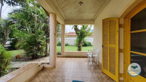 Imagem 1 de 30 de Casa Com 4 Dormitórios À Venda, 221 M² Por R$ 780.000,00 - Suarão - Itanhaém/sp - Ca0561