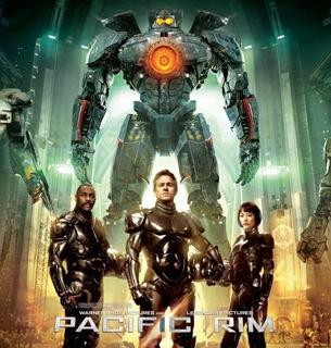 Pacific Rim Blu Ray