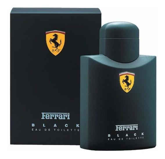 Perfume Ferrari Black Original 100ml