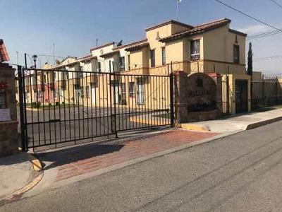 Casa En Venta En Real Verona, Ojo De Agua, Tecámac