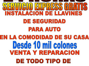 Cerrajeria Alajuela 89896823 Express 24/7