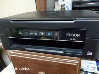 Multifunción Epson Xp 211 Con Wifi