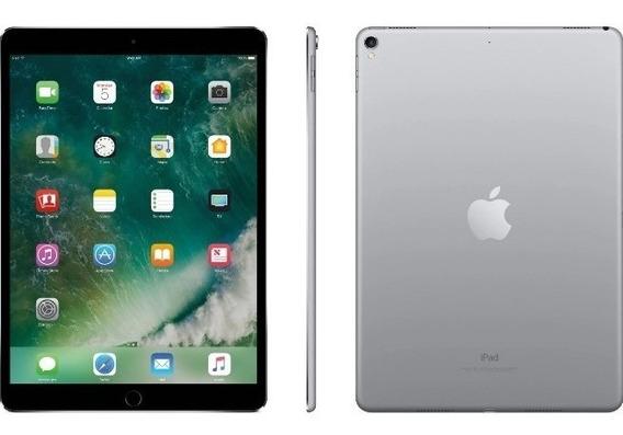iPad Pro Tela Retina 10,5 256gb Cinza Wi-fi/4g + Nota Fiscal
