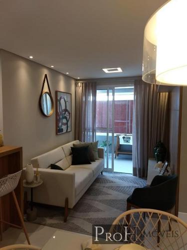 Imagem 1 de 15 de Apartamento Para Venda Em Santo André, Vila Curuçá, 2 Dormitórios, 1 Suíte, 1 Banheiro, 1 Vaga - Paexnat