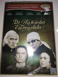 La Antorcha Encendida Dvd Independiencia Vuelo Aguila Nuevos