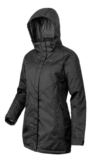 Campera Doite Outdoor Impermeable Apex Mujer
