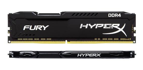 Memoria Ram Hyperx Ddr4 16gb 3200 Mhz Gamer Cl18 Dimm