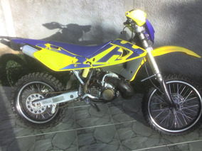 Moto De Trilha Husqvarna Wr 360