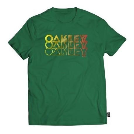 Franelas De Caballero Oakley Out There Tee.