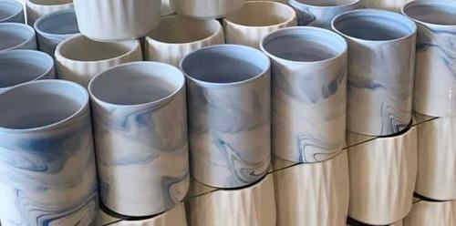 Imagen 1 de 2 de Recipiente De Ceramica