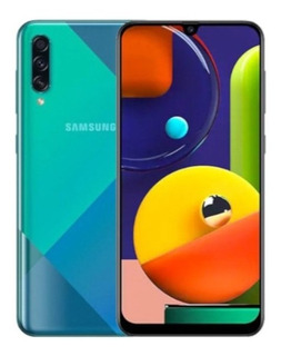 Samsung Galaxy A50s A507fn Ds 6gb 128gb Lte (green)