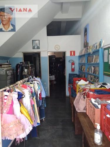 Imagem 1 de 15 de Loja/salão Em Baeta Neves  -  São Bernardo Do Campo - 11284