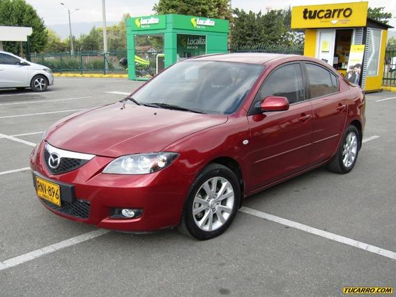 Mazda Mazda 3 At 1600cc Aa