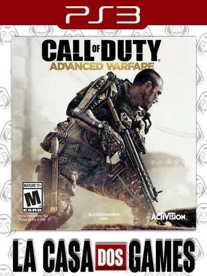 Call Of Duty: Advanced Warfare - Psn Ps3 - Português