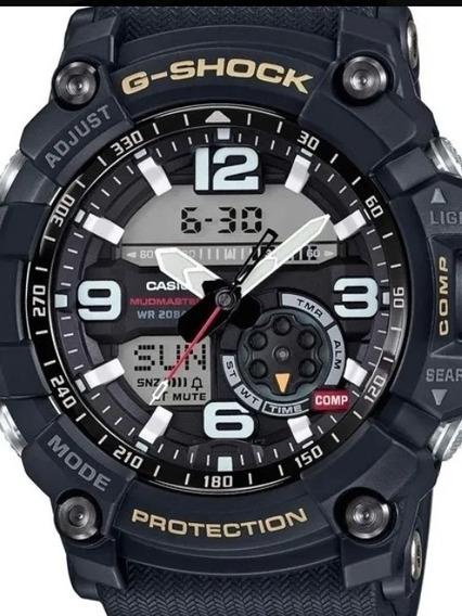 Relógio Masculino G-shock Mudmaster Gg1000 Importado C/caixa