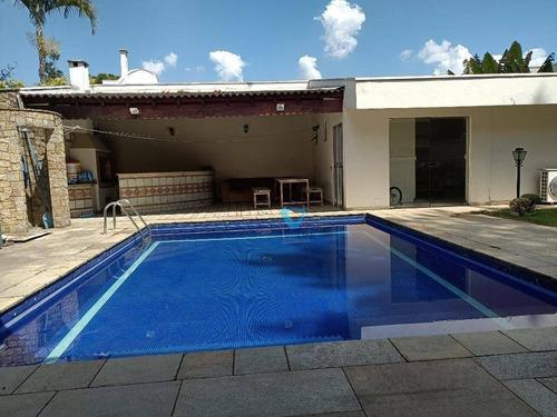 Casa À Venda, 341 M² Por R$ 2.800.000,00 - Alphaville 02 - Barueri/sp - Ca1584