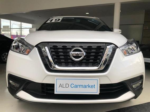 Nissan Kicks 1.6 Sv Automatico - Ipva 2020 Pago
