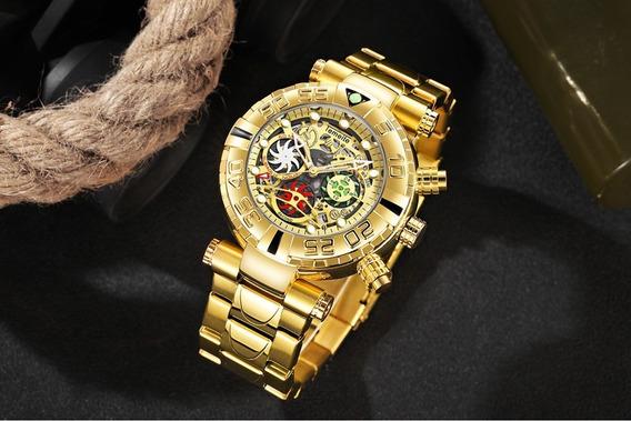 Relógio Masculino Temeite Ds-2 Original Prova D
