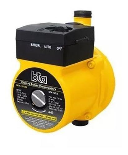 Bomba Presurizadora Elevadora Presion 30l/m 10bar 120w Bta