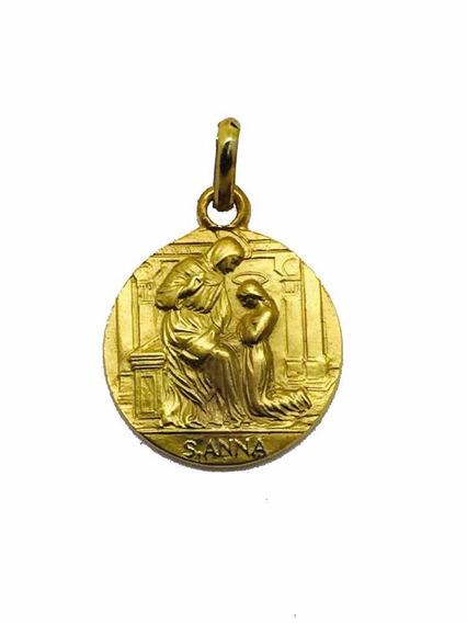 Medalla Oro 10k Santa Ana #1175 Bautizó Comunión