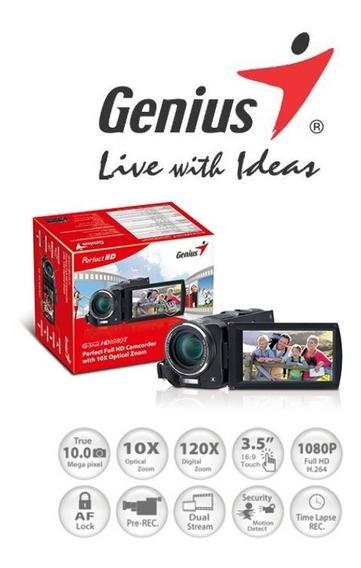 Video Camara Genius G-shot Hd1080t