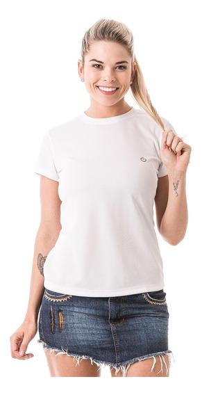 Camiseta Extreme Uv Dry Feminina Com Proteção Solar Fpu 45