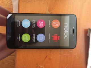 Celular Moto C Lenovo Nuevo