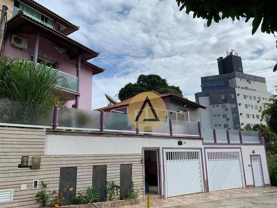 Casa À Venda, 361 M² Por R$ 1.100.000,00 - Glória - Macaé/rj - Ca1095