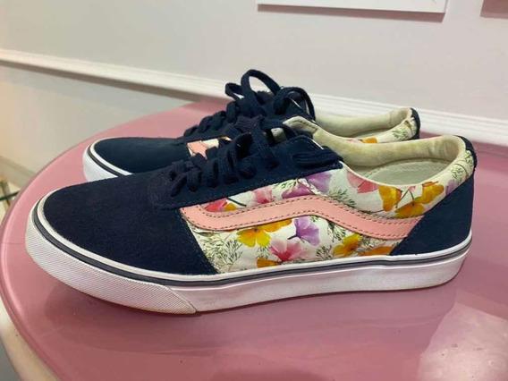 Tênis Vans Floral