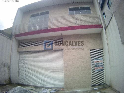 Imagem 1 de 2 de Venda Predio Comercial Sao Bernardo Do Campo Rudge Ramos Ref - 1033-1-140205