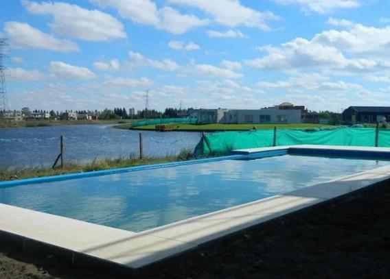 Alquiler De Casa 4 Amb A La Laguna Con Piscina En Bº San Gabriel - Villanueva - Tigre