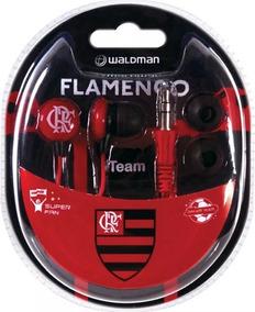 Fone Waldman Sf-10 Fla Super Fan Flamengo Promoção