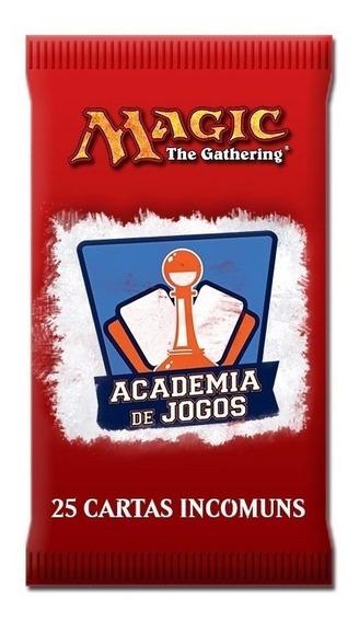 Combo Com 3 Lotes De 25 Cards Incomuns - Magic:the Gathering