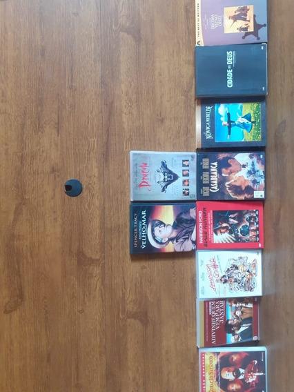 10 Grandes Clássicos Do Cinema Em Dvd