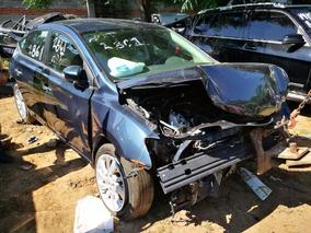 Desarmo Nissan Sentra Modelo 2016 Estandard Solo Por Partes