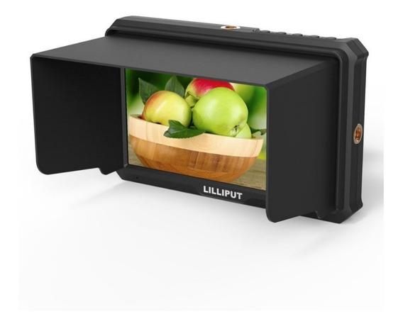 Monitor Lilliput A5 4k Videoassist P/ Dslr Sony Canon