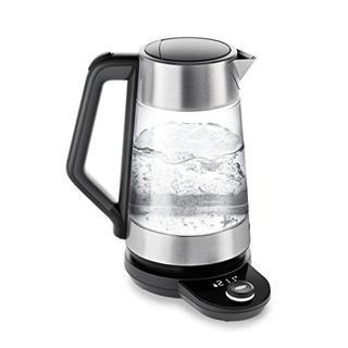 Oxo On Cordless Glass Ajustable Temperature Hervidor De Agua