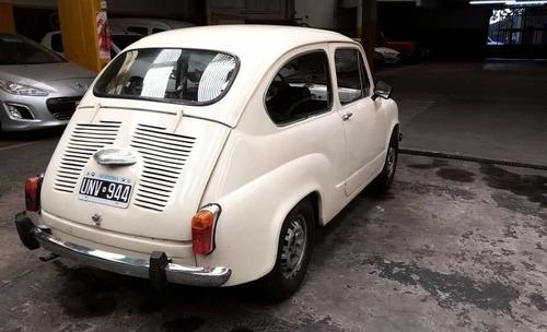 Fiat 600 / Muy Bueno /titular