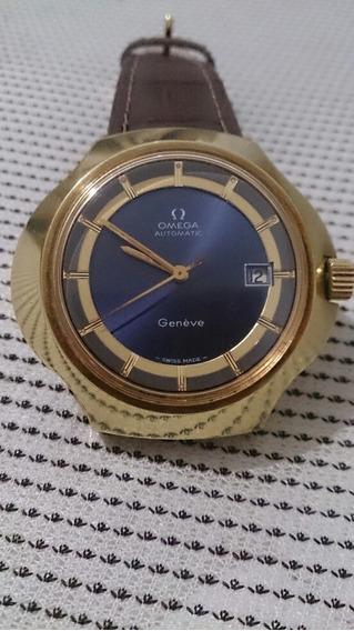 Relógio Omega Geneve Automático Modelo Raro