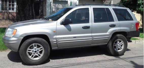 Jeep Grand Cherokee 3.1 Limited Automatica