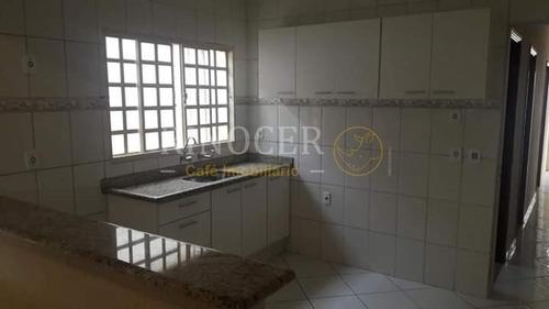 Imagem 1 de 8 de Casa Padrão Em Franca - Sp - Ca0160_rncr