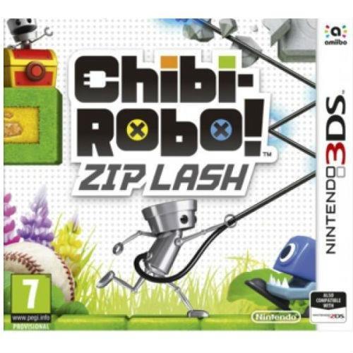 Juego Nintendo 3ds Chibi-robo Zip Lash - Original Fisico