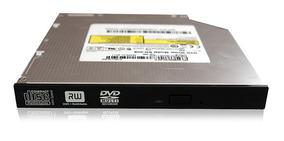 Drive Gravador Cd-r Dvd-rw Cd Dvd Sata P/ Notebok E Pc Dell